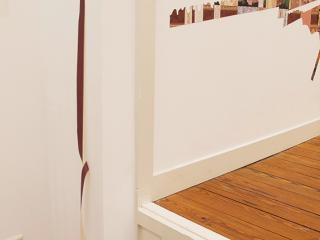 Carien Vugts, Kunstliefde, detail uit installatie