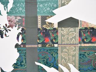 Carien Vugts, Kunstliefde, landschap met antimakassar