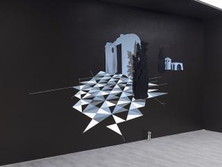 Carien-Vugts-deeloverzicht3-van-de-tentoonstelling-Valavond-bij-galerie-SANAA